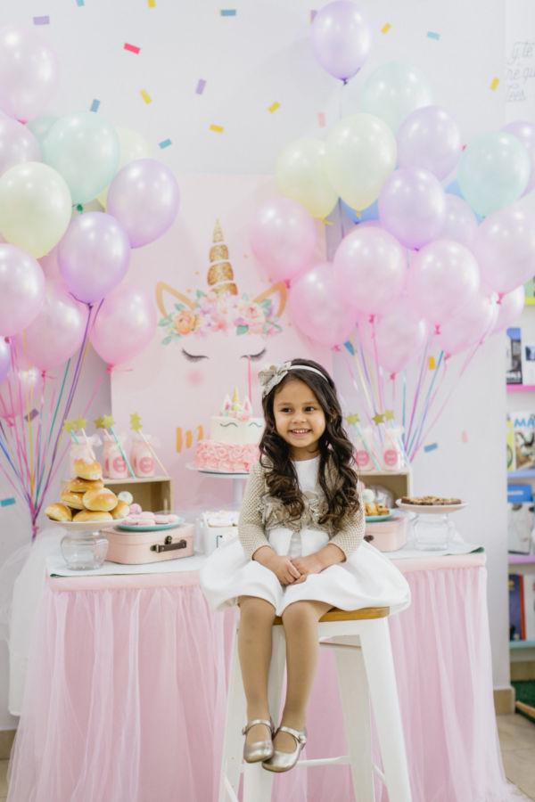 Cumpleaños temático con sesión de fotos