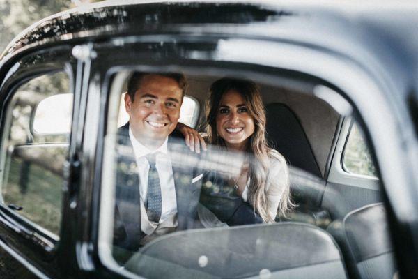 Fotografía de bodas en La huerta de Cubas
