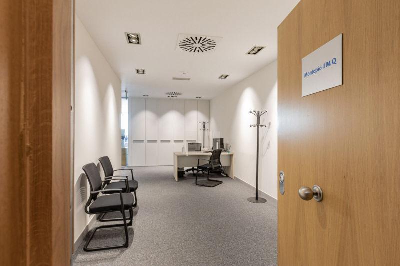 Fotografía corporativa en Bilbao para MONTEPIO IMQ